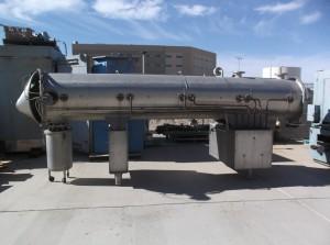Vacuum Liquid Continuous Dryer